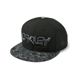 Oakley 75 Snap-Back cap worn olive one size