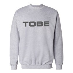 Tobe Morse Sweater Marl grey