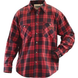 Tobe Stips Shirt Red
