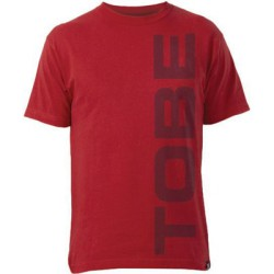 Tobe Stoogy T-shirt Red